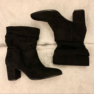 ALMOST NEW Nine West slouch boots